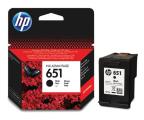 HP 651 black 600str. (C2P10AE#BHK)