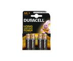 Duracell Basic AA/LR6 4 szt. (1028096)