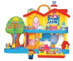 Zabawka dla małych dzieci Dumel Discovery Odkrywczy Domek 32730