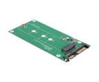 Delock Adapter SATA 22PIN->M.2 NGFF (62551)