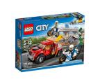 LEGO City Eskorta policyjna (60137)