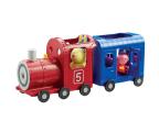 TM Toys Pociąg Peppy z Wagonikiem+figurki  (PEP06152)