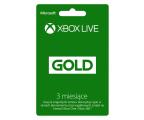 Microsoft Abonament Xbox Live GOLD 3 miesiące (S2T-00009)