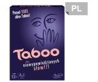 Gra słowna / liczbowa Hasbro Taboo