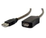 Gembird Przedłużacz USB 2.0 - USB 5m - 237289 - zdjęcie 1