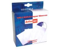 Gembird Koperty CD/DVD (z okienkiem) 100szt.  - 28336 - zdjęcie 1