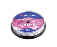 Verbatim 4.7GB 16x (AZO) CAKE 10szt. - 28937 - zdjęcie 1