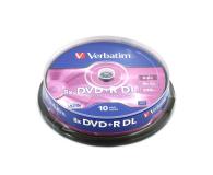 Verbatim 8.5GB 8x Double Layer CAKE 10szt. - 28974 - zdjęcie 2