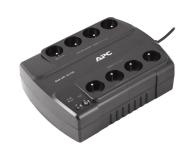 APC APC Back-UPS ES (700VA/405W) 8xPL (4+4) 1,8m - 51100 - zdjęcie 2