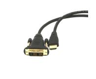 Gembird Kabel HDMI - DVI-D 3m - 64334 - zdjęcie 1
