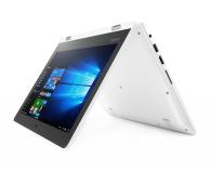Lenovo YOGA 310-11 N3350/2GB/32/Win10 Dotyk Biały+Office - 388270 - zdjęcie 2
