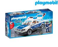 PLAYMOBIL Radiowóz policyjny - 299428 - zdjęcie 1