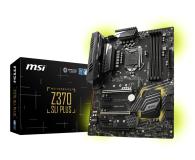 MSI Z370 SLI PLUS - 384544 - zdjęcie 1