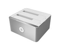 """Unitek Stacja na 2x dysk 2.5""""/3.5"""" (USB-C, klonowanie)  - 385720 - zdjęcie 1"""