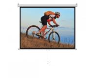 """ART Ekran ręczny półautomat 120"""" 244x183 4:3 - 386037 - zdjęcie 1"""