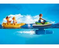 PLAYMOBIL Jet Ski z bananową łódką - 386399 - zdjęcie 6