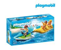 PLAYMOBIL Jet Ski z bananową łódką - 386399 - zdjęcie 1
