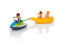 PLAYMOBIL Jet Ski z bananową łódką - 386399 - zdjęcie 2