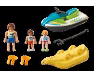 PLAYMOBIL Jet Ski z bananową łódką - 386399 - zdjęcie 3