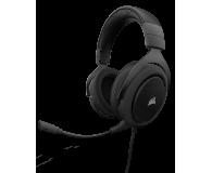 Corsair HS50 Stereo Gaming Headset (czarne) - 393727 - zdjęcie 1