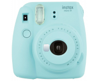 Fujifilm Instax Mini 9 niebieski  - 393627 - zdjęcie 1