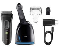 Braun Series 3 ProSkin 3050cc Clean&Charge - 293004 - zdjęcie 2