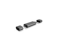 ICY BOX Czytnik kart microSD USB (microUSB) - USB C - 395674 - zdjęcie 4