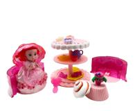 TM Toys Cupcake zestaw tort - 382211 - zdjęcie 2