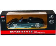 Mega Creative Samochód Porsche RC czarny - 398295 - zdjęcie 3