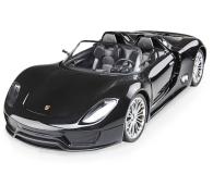 Mega Creative Samochód Porsche RC czarny - 398295 - zdjęcie 1