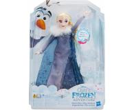 Hasbro Disney Frozen Przygoda Olafa Śpiewająca Elsa - 398590 - zdjęcie 2