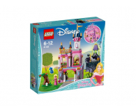 LEGO Disney Bajkowy zamek Śpiącej Królewny - 393884 - zdjęcie 1