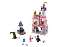 LEGO Disney Bajkowy zamek Śpiącej Królewny - 393884 - zdjęcie 2