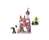 LEGO Disney Bajkowy zamek Śpiącej Królewny - 393884 - zdjęcie 3