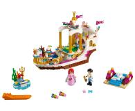 LEGO Disney Uroczysta łódź Ariel - 393885 - zdjęcie 2