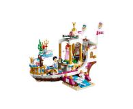 LEGO Disney Uroczysta łódź Ariel - 393885 - zdjęcie 3