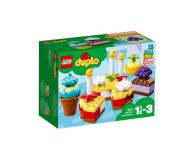 LEGO DUPLO Moje pierwsze przyjęcie - 395108 - zdjęcie 1