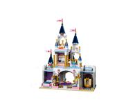 LEGO Disney Wymarzony zamek Kopciuszka - 393886 - zdjęcie 4