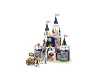 LEGO Disney Wymarzony zamek Kopciuszka - 393886 - zdjęcie 3