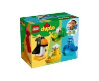 LEGO DUPLO Wyjątkowe budowle - 395111 - zdjęcie 1