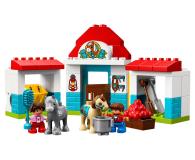 LEGO DUPLO Stajnia z kucykami - 395113 - zdjęcie 2
