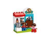 LEGO DUPLO Stajnia z kucykami - 395113 - zdjęcie 4