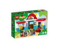 LEGO DUPLO Stajnia z kucykami - 395113 - zdjęcie 1