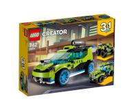 LEGO Creator Wyścigówka - 395098 - zdjęcie 1