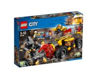 LEGO City Ciężkie wiertło górnicze - 394062 - zdjęcie 1