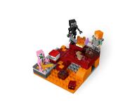 LEGO Minecraft Walka w Netherze - 395133 - zdjęcie 4