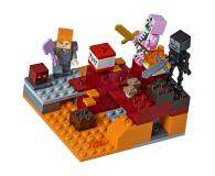LEGO Minecraft Walka w Netherze - 395133 - zdjęcie 2