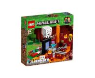 LEGO Minecraft Portal do Netheru - 395137 - zdjęcie 1