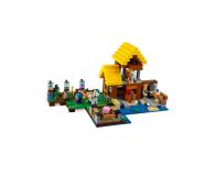 LEGO Minecraft Wiejska chatka - 395138 - zdjęcie 3