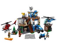 LEGO City Górski posterunek policji - 394052 - zdjęcie 2